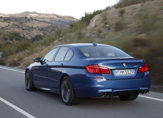 Nuova BMW M5, test drive a Misano Adriatico - Foto 20 di 20