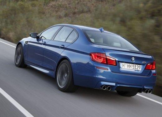 Nuova BMW M5, test drive a Misano Adriatico - Foto 6 di 20