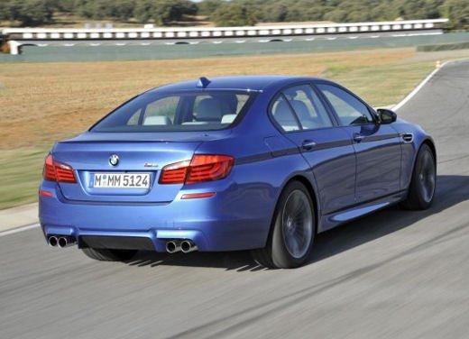 Nuova BMW M5, test drive a Misano Adriatico - Foto 7 di 20