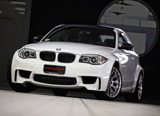 BMW Serie 1 M by Romeo Ferraris