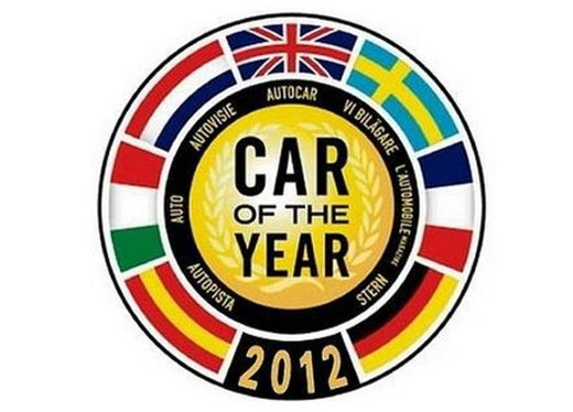 Car of the Year 2012: le 35 candidate
