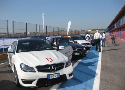 Mercedes AMG Driving Academy – Corso di guida Mercedes - Foto 13 di 19