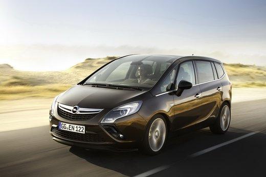 Nuova Opel Zafira Metano in promozione al prezzo di 21.000 euro - Foto 9 di 19