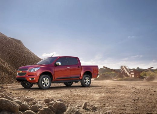 Chevrolet Colorado - Foto 5 di 11