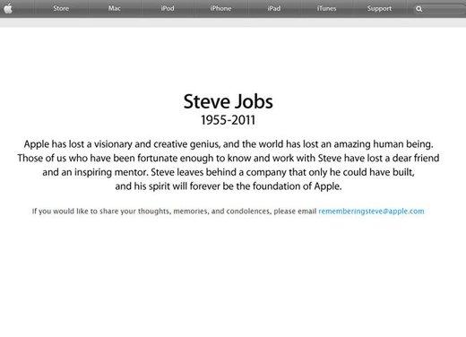 Addio a Steve Jobs, il genio che ha creato Apple - Foto 3 di 16