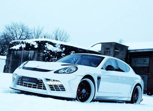 "Porsche Panamera Turbo ""Moby Dick"" by Edo Competition"