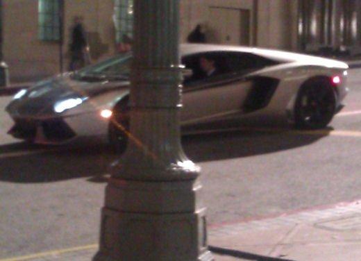 Lamborghini Aventador scelta per il nuovo film Batman: The Dark Night Rises