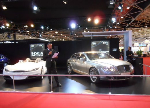 Gruppo Carrozzieri Italiani Anfia al Salone internazionale dell'automobile di Lione 2011