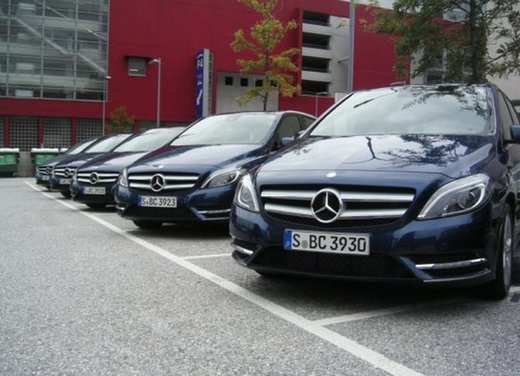 Mercedes Classe B diesel consumi e prestazioni - Foto 2 di 17