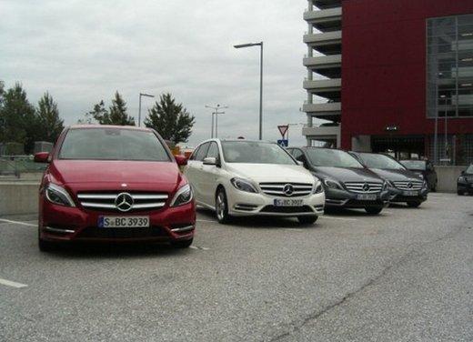Mercedes Classe B diesel consumi e prestazioni - Foto 1 di 17