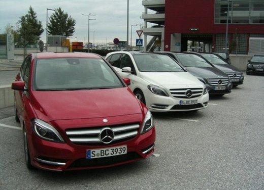 Mercedes Classe B diesel consumi e prestazioni - Foto 4 di 17