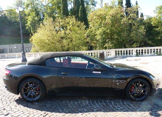 Maserati GranCabrio Sport, prova su strada della cabriolet da 450 CV