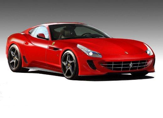 Nuova Ferrari 599 con motore sviluppato a partire da Ferrari FF