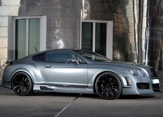 Bentley Continental Supersports by Anderson Germany