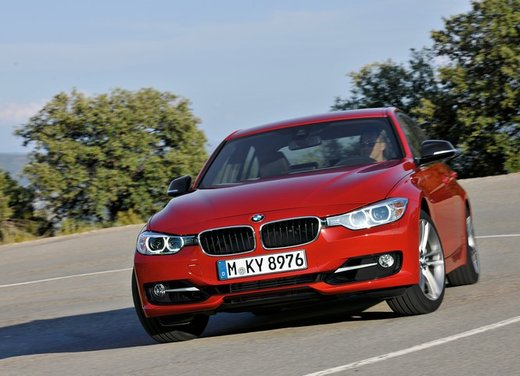 BMW Serie 3 316d entry level della gamma - Foto 43 di 48