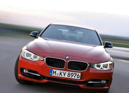 BMW Serie 3 316d entry level della gamma - Foto 45 di 48