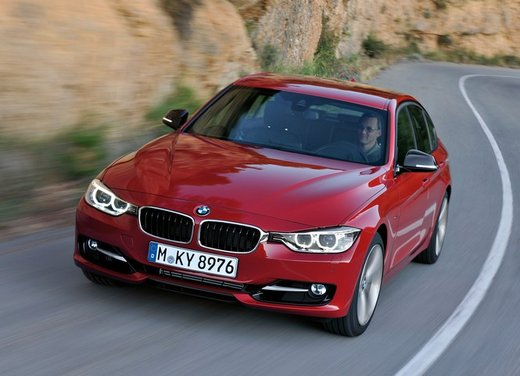 BMW Serie 3 316d entry level della gamma - Foto 46 di 48