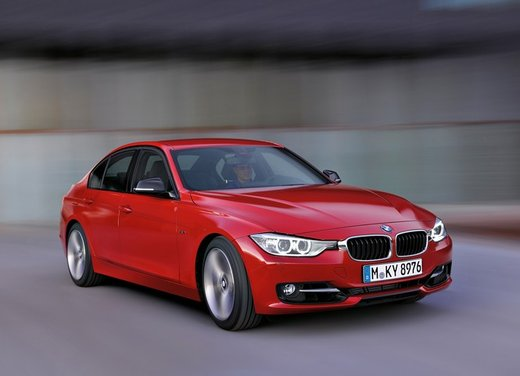 BMW Serie 3 316d entry level della gamma - Foto 47 di 48