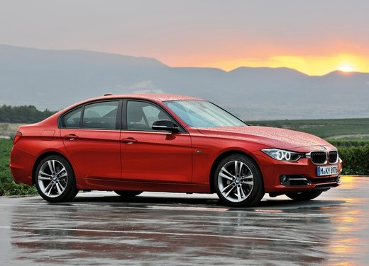 BMW Serie 3 316d entry level della gamma - Foto 39 di 48