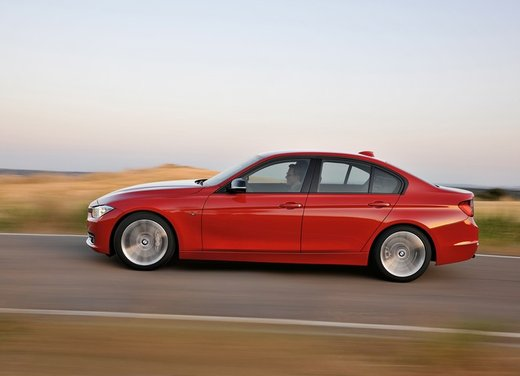 BMW Serie 3 316d entry level della gamma - Foto 48 di 48