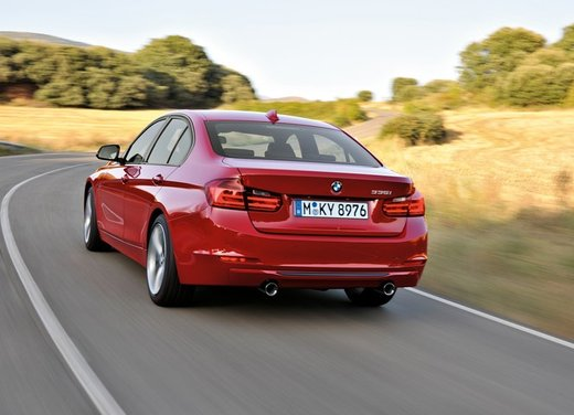 BMW Serie 3 316d entry level della gamma - Foto 1 di 48