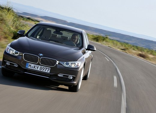 BMW Serie 3 316d entry level della gamma - Foto 3 di 48