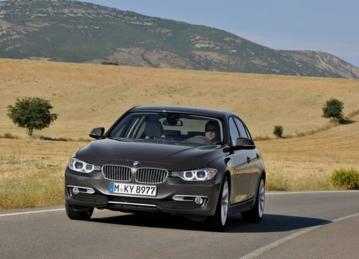 BMW Serie 3 316d entry level della gamma - Foto 4 di 48