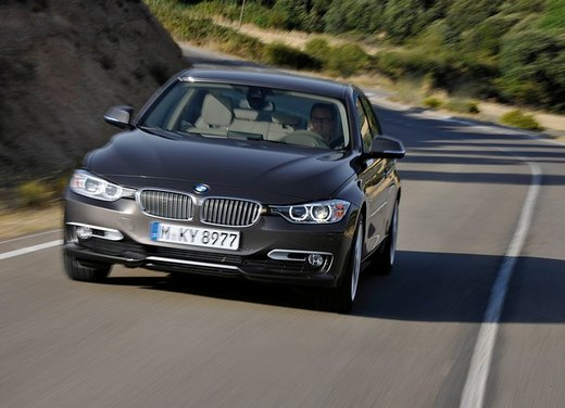 BMW Serie 3 316d entry level della gamma - Foto 5 di 48