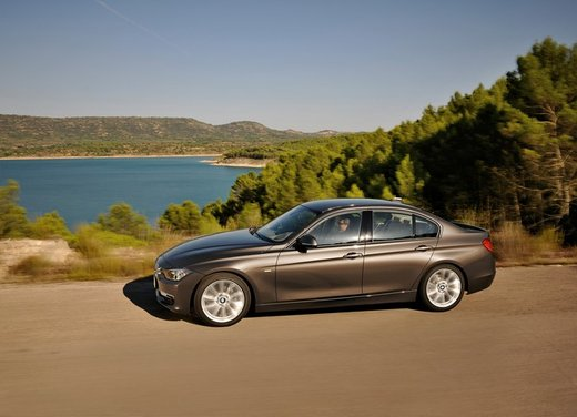 BMW Serie 3 316d entry level della gamma - Foto 6 di 48