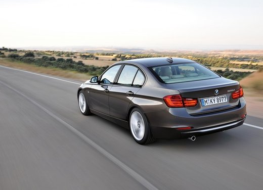 BMW Serie 3 316d entry level della gamma - Foto 7 di 48