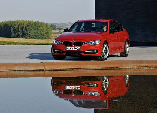 BMW Serie 3 316d entry level della gamma - Foto 40 di 48