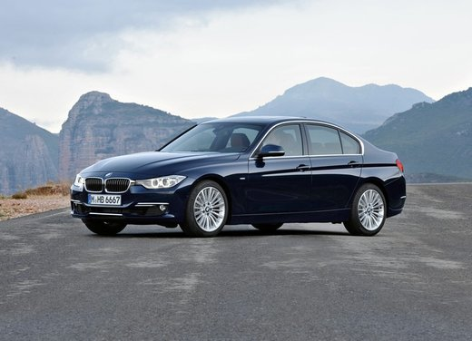 BMW Serie 3 316d entry level della gamma - Foto 8 di 48