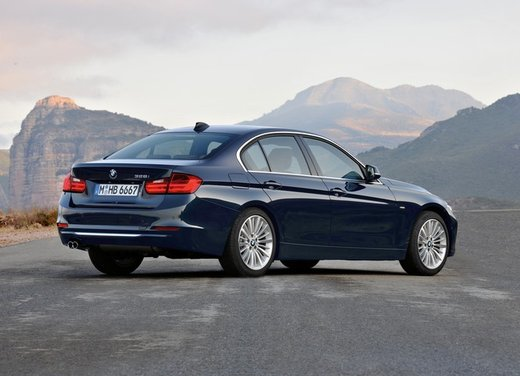 BMW Serie 3 316d entry level della gamma - Foto 9 di 48