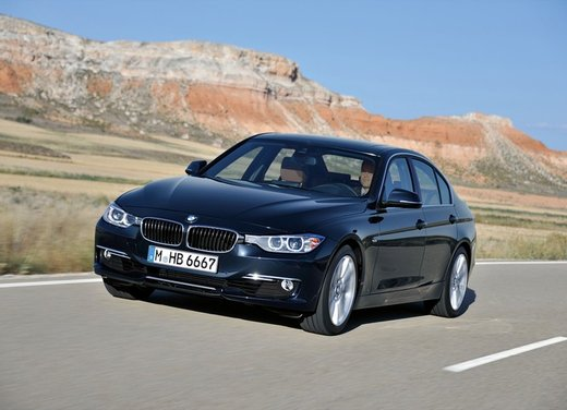 BMW Serie 3 316d entry level della gamma - Foto 11 di 48