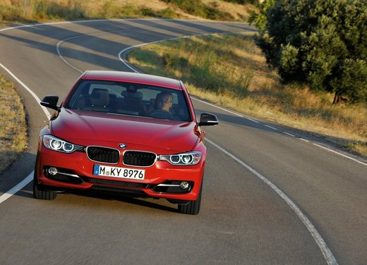 BMW Serie 3 316d entry level della gamma - Foto 42 di 48