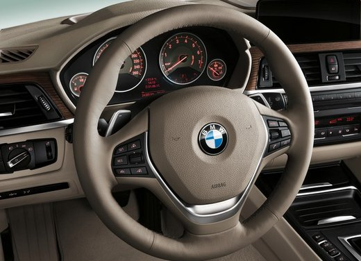 BMW Serie 3 316d entry level della gamma - Foto 21 di 48