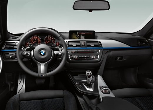 BMW Serie 3 316d entry level della gamma - Foto 25 di 48