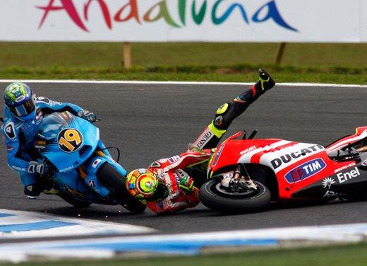 Ducati, Valentino Rossi, Nico Cereghini e quella moto di...