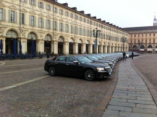 Lancia Thema provata su strada la nuova ammiraglia del Gruppo Fiat - Foto 37 di 50