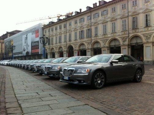 Lancia Thema provata su strada la nuova ammiraglia del Gruppo Fiat - Foto 1 di 50