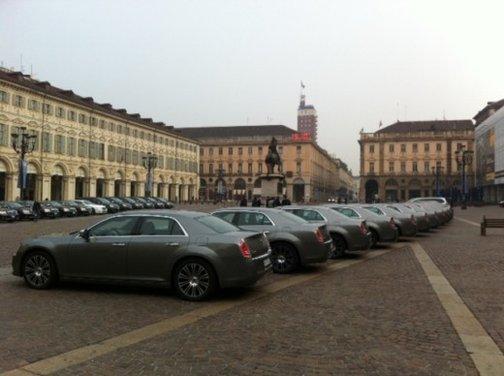 Lancia Thema provata su strada la nuova ammiraglia del Gruppo Fiat - Foto 2 di 50