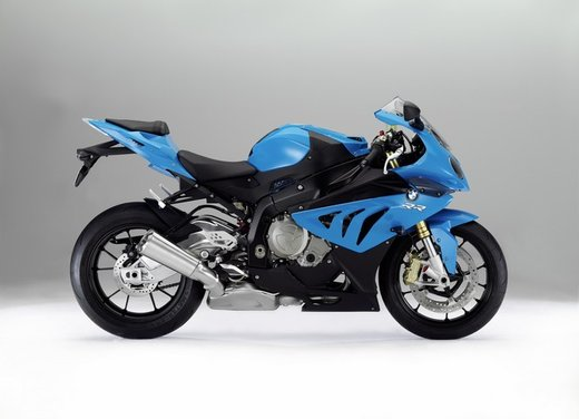 BMW S 1000 RR - Fotogallery - 9
