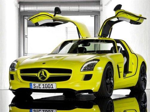 Mercedes SLS AMG BlackSeries video spia al Nürburgring - Foto 12 di 16