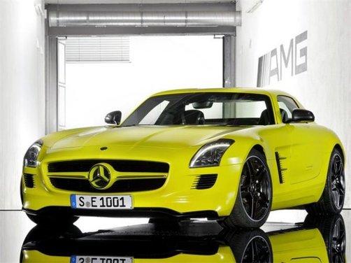 Mercedes SLS AMG BlackSeries video spia al Nürburgring - Foto 15 di 16