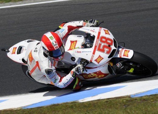 Marco Simoncelli nella Hall of Fame della MotoGP - Foto 40 di 42