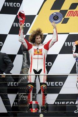 Marco Simoncelli nella Hall of Fame della MotoGP - Foto 35 di 42