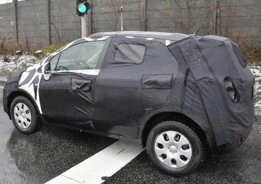 Chevrolet Aveo Suv - Foto 4 di 6