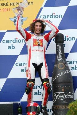 Marco Simoncelli nella Hall of Fame della MotoGP - Foto 21 di 42