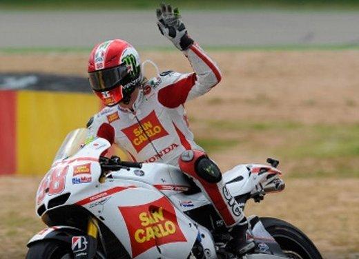 Marco Simoncelli nella Hall of Fame della MotoGP - Foto 10 di 42