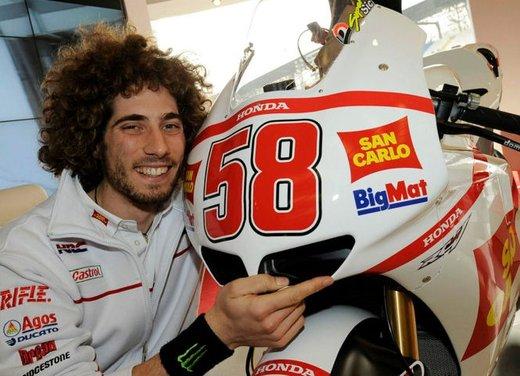 Marco Simoncelli nella Hall of Fame della MotoGP - Foto 12 di 42
